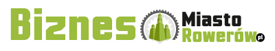 Współpraca Biznesowa z Miastem Rowerów Logo